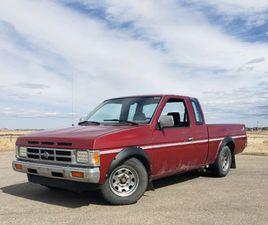 1991 NISSAN HARDBODY - 196K KM - 5SPD - NEED GONE - 4500   CARS & TRUCKS   CALGARY   KIJIJ
