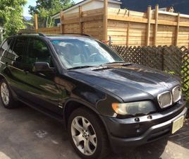 BMW X5 SUV 2003 | CARS & TRUCKS | ST. CATHARINES | KIJIJI