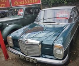 USED 1969 MERCEDES-BENZ 250 . 2.5 NOT SPECIFIED 70,000 MILES IN GREEN FOR SALE   CARSITE