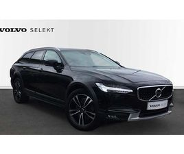 VOLVO V90CC D4 AWD CROSS COUNTRY PRO AUTO (XENIUM PACK, BLIND SPOT INFO) 2.0 5DR