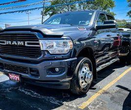2021 RAM 3500 BIG HORN   SOLD BY NICK THANK YOU!!!   CARS & TRUCKS   OAKVILLE / HALTON REG