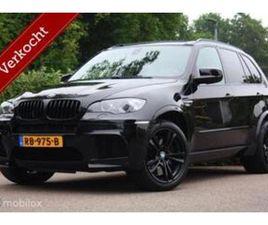 BMW X5 4.4I M UIT 15-09-2010 AANGEBODEN DOOR ASSET YOUNGTIMERS & OLDTIMERS