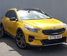 NEARLY NEW 2020 (70) KIA XCEED 1.4T GDI ISG FIRST EDITION 5DR IN KIRKCALDY