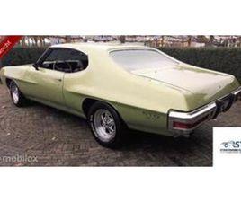 PONTIAC GTO 455 UIT 01-09-1972 AANGEBODEN DOOR STAM TRADING ELBURG