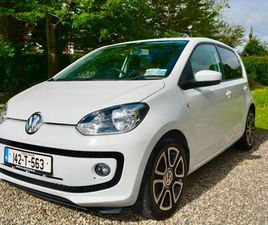 VW UP! HIGH UP! FOR SALE IN LIMERICK FOR €7,650 ON DONEDEAL