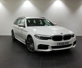 BMW 5 SERIES 530I M SPORT 5DR AUTO 2.0
