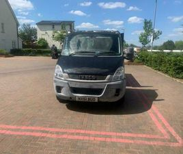 2011 IVECO DAILY CHASSIS CAB 3750 WB CHASSIS CAB DIESEL MANUAL