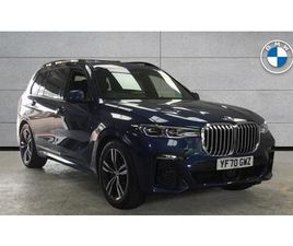 BMW X7 G07 X7 XDRIVE40I M SPORT B58 3.0I