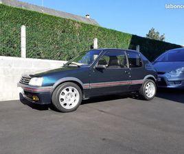 205 GTI 1.6L VERT SORRENTO 1992 260000KMS