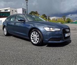 2012 AUDI A6 AUTOMATIC ESTATE FOR SALE IN DUBLIN FOR €10,850 ON DONEDEAL