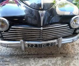 PEUGEOT 203 C - 1957