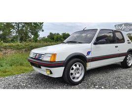 PEUGEOT 205 1.6 115 GTI - 1987