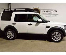 LAND ROVER DISCOVERY 3.0 TDV6 GRAPHITE
