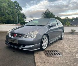 2005 HONDA CIVIC EP3 TYPE R(EVO,SUBARU,M3,STI,P1) FOR SALE IN DERRY FOR £5,950 ON DONEDEAL