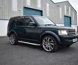 LAND ROVER DISCOVERY 4 3.0 SDV6 GS, 2014 FOR SALE IN GALWAY FOR €17,950 ON DONEDEAL