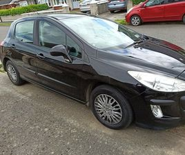 2008 PEUGEOT 308 SERVICED, TAXED & TESTED FOR SALE IN KILDARE FOR €2,000 ON DONEDEAL