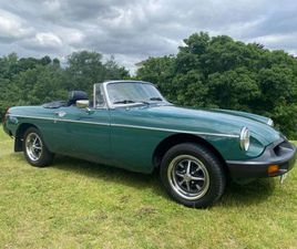 1979 MGB ROADSTER ONLY 77,000 MILES FOR SALE IN DUBLIN FOR €7,650 ON DONEDEAL