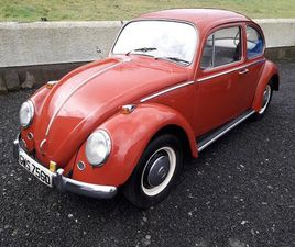 1966 VOLLSWAGEN BEETLE FOR SALE IN FERMANAGH FOR £9,450 ON DONEDEAL