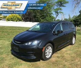 2017 CHRYSLER PACIFICA TOURING - CERTIFIED - POWER TAILGATE | CARS & TRUCKS | ST. CATHARIN