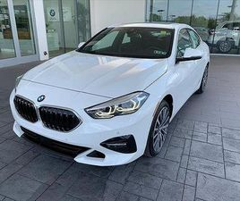 BRAND NEW WHITE COLOR 2021 BMW 2 SERIES 228I XDRIVE GRAN COUPE FOR SALE IN MECHANICSBURG,
