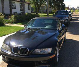 2001 BMW Z-3 CONVERTIBLE   CARS & TRUCKS   EDMONTON   KIJIJI