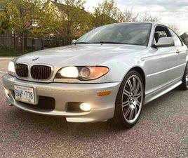2004 BMW 330CI M PACKAGE E46 | CARS & TRUCKS | MISSISSAUGA / PEEL REGION | KIJIJI