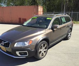 BROWN COLOR 2013 VOLVO XC70 T6 FOR SALE IN ANCHORAGE, AK 99503. VIN IS YV4902BZ8D1157996.
