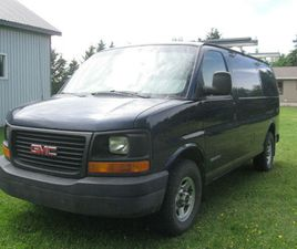 GMC SAVANA 2500 2004 AWD (4X4 ) | CARS & TRUCKS | VICTORIAVILLE | KIJIJI