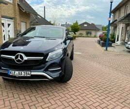 MERCEDES-BENZ GLE 350 D COUPE 4MATIC 9G-TRONIC