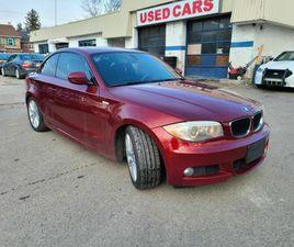 2012 BMW 1 SERIES **CERTIFIED**CLEAN VEHICLE | CARS & TRUCKS | MARKHAM / YORK REGION | KIJ