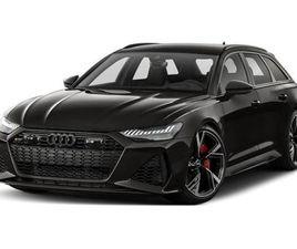 USED 2021 AUDI RS 6 AVANT 4.0T