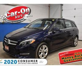 USED 2018 MERCEDES-BENZ B-CLASS B250 SPORTS TOURER 4MATIC AVANTGARDE   PANO ROOF  