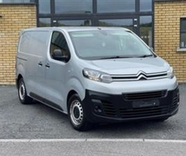 USED 2018 CITROEN DISPATCH 1000 EN-PRISE BH NOT SPECIFIED 105,000 MILES IN SILVER FOR SALE