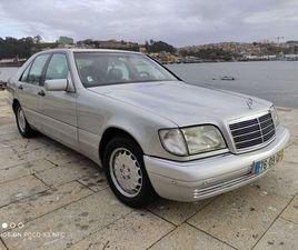 MERCEDES W140 300TD