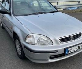 HONDA CIVIC FOR SALE IN DUBLIN FOR €1,300 ON DONEDEAL
