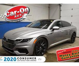USED 2020 VOLKSWAGEN ARTEON EXECLINE R-LINE | LOW KMS | 20'' ALLOYS