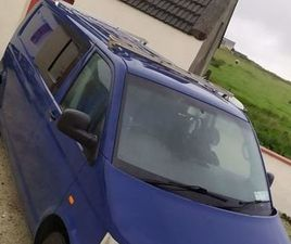 2004 VOLKSWAGEN TRANSPORTER LWB ...ONO FOR SALE IN MAYO FOR €8,900 ON DONEDEAL