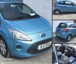 2010 FORD KA 1.2 L FOR SALE IN KILKENNY FOR €2,000 ON DONEDEAL
