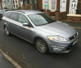 2013 62REG FORD MONDEO 1.6 TDCI BUSINESS EDITION ESTATE £20 ROAD TAX
