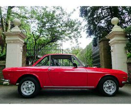 LANCIA FULVIA 1972 - S2 1.3S - STUNNING CAR - ROCK SOLID - READY TO DRIVE AWAY !