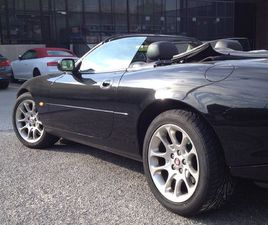 XKR S/C CONVERTIBLE