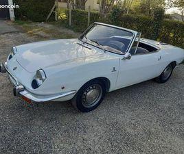 FIAT 850 SPORT SPIDER BERTONE 1972