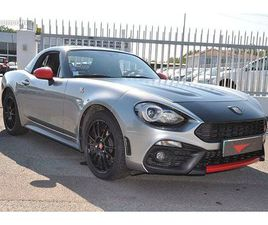 ABARTH 124 SPIDER GT 5600 KMS