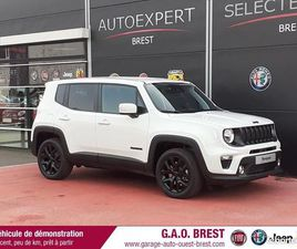JEEP RENEGADE 1.3 GSE T4 190CH 4XE BROOKLYN EDITION AT6