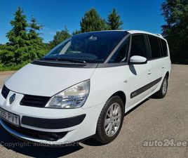 RENAULT ESPACE GRAND EXPRESSION 2.0 110KW