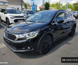 DS 4 CROSSBACK BLUEHDI 120 BVM SO CHIC