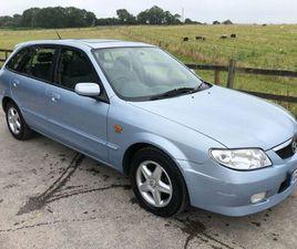 2002 MAZDA 323 1.6 GSI AUTO - £795