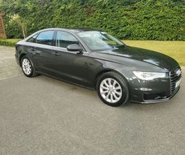 AUDI A6 2.0 SE BUSINESS SALOON DIESEL AUTOMATIC FOR SALE IN LAOIS FOR €21,000 ON DONEDEAL
