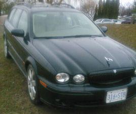 2004 JAGUAR XTYPE WAGON   CARS & TRUCKS   OSHAWA / DURHAM REGION   KIJIJI