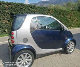 SMART BRABUS FORTWO 700 COUPÉ (55 KW)